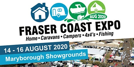 2020 Fraser Coast Expo tickets