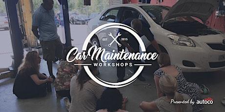 Car Maintenance Workshop - March 2020 tickets