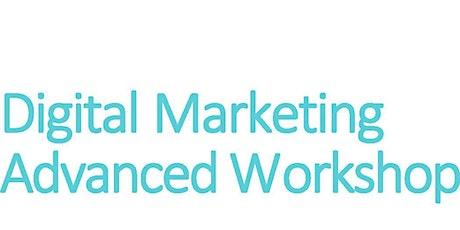 Digital Marketing Advanced tickets