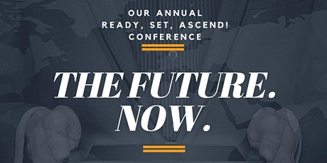 Ascend Conference tickets