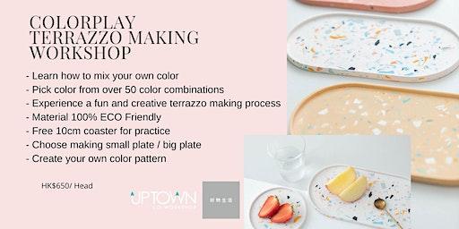 Colorplay Terrazzo Making Workshop