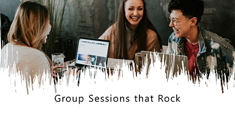 MELBOURNE - Group Sessions that Rock!! tickets