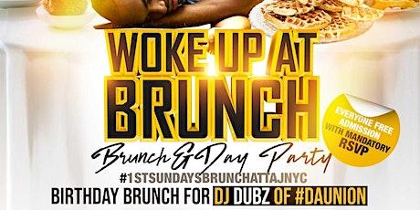 SUNDAY FUNDAY  / 1st Sundays Brunch & Day Party tickets