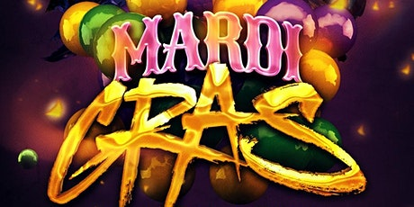 Mardi Gras @ Fiction // Fri Feb 28 | Ladies Free, $5 Drinks & $300 Booths tickets