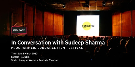 In Conversation with Sudeep Sharma of Sundance