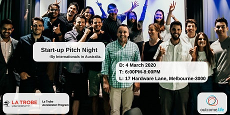 Startup Pitch Night: 2020 tickets