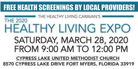 2020 Healthy Living Expo- Fort Myers tickets