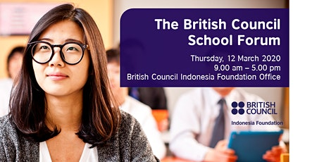 The British Council School Forum-Insight Into Study in the UK and IELTS tickets