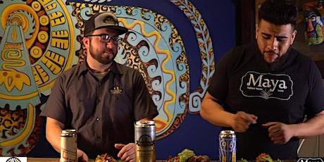 Mayas Food & Beer Pairing tickets