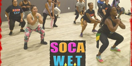 SOCA Workout Entertainment Therapy LA tickets