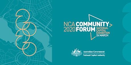 NCA 2020 Community Forum tickets