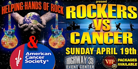ROCKERS VS CANCER 2020 tickets