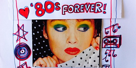 80s Forever - Totally 80s Dance Party at Radio Bar! tickets
