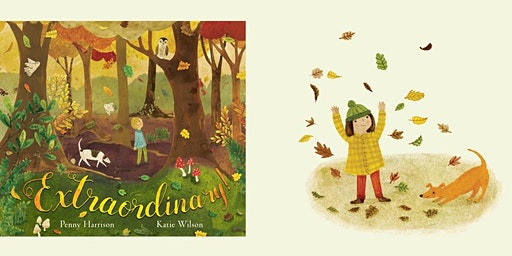 Extraordinary Picture Book Launch