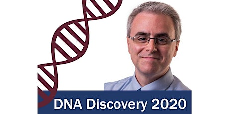 DNA Discovery:- A DNA case study with Blaine Bettinger tickets