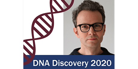 DNA Discovery:- The DNA painter toolbox with Jonny Perl tickets