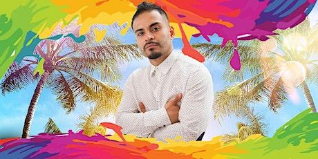 Latin Night with Marito Lopez tickets