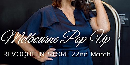 Revoque exclusive event // Hear Us Roar POP UP