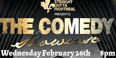 Montreal Comedy Club ( Stand Up Comedy ) Comedy Showcase tickets