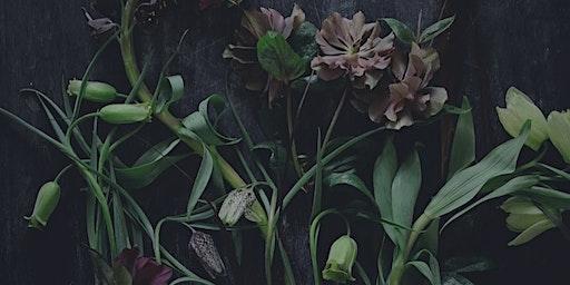 Cloche & Frog: March 13 Flower Class