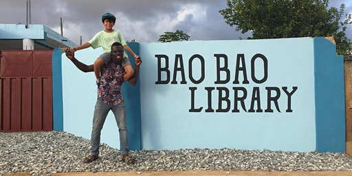 An Evening in Ghana: A Fundraiser for the BaoBao Library