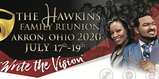 The Hawkins FAMILY Reunion 2020