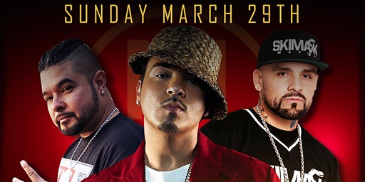 BENEFIT CONCERT NO MORE LOCKED DOORS : BABY BASH,YBE,MASO FOREELZ/ 21& OVER