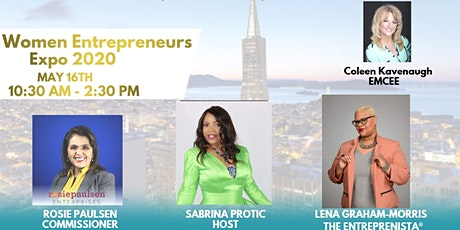 Women Entrepreneurs Expo Event 2020 tickets