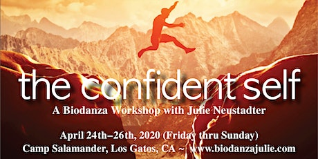 The Confident Self - Strengthen Your Identity and Nourish Your Self Esteem tickets