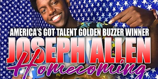 """America's Got Talent"" Joseph Allen Homecoming Celebration"