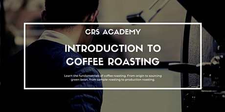 CRS Academy: Introduction to Coffee Roasting tickets