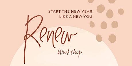 Renew Workshop  tickets