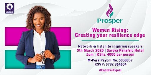 International Womens Day With Prosper