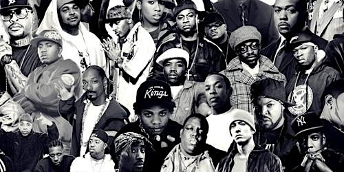 Old School Hip Hop and Rap Serious Session