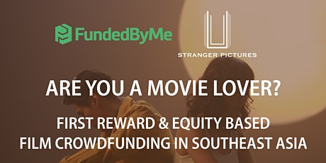 Stranger Pictures x FundedByMe Pitching Event tickets