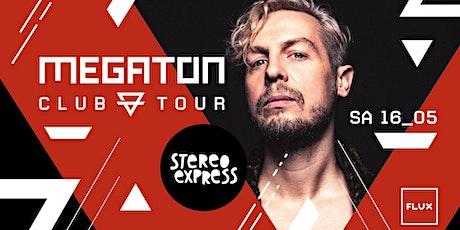 Megaton Festival Club Tour 2020 w/ Stereo Express Tickets