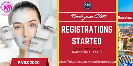 European Plastic, Aesthetic & Reconstructive Surgery tickets