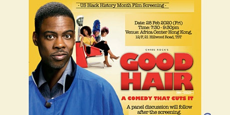 Film Screening Vol.1 | Good Hair tickets