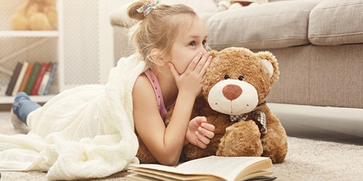 Stuffed Animal Sleepover Story Time (4 to 9 Years) at Epping Library