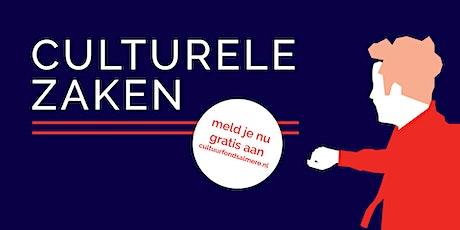 Culturele Zaken - Aan de slag: Fondsen & Financiering tickets