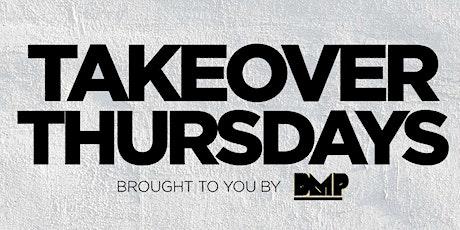Takeover Thursdays @ Harlot - 03/12/20 tickets