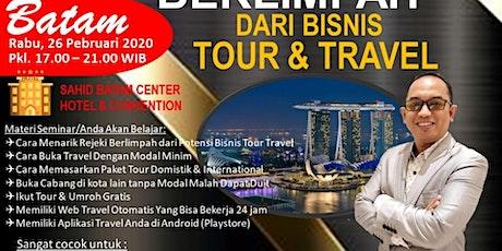 085315699077 Seminar Cara Dahsyat di Batam tickets