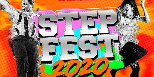 Houston Step Fest Spring 2020