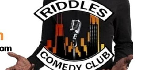 Damon Williams Presents Comedy Series at Riddles  tickets