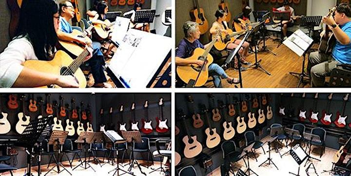 Contemporary Guitar Program | 7-Week image