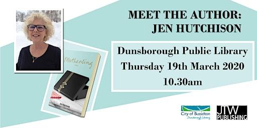Jen Hutchison Dunsborough Library