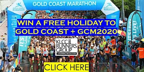Launch Gold Coast Marathon 2020 + KLCCRG Group Run tickets