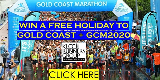 Launch Gold Coast Marathon 2020 + KLCCRG Group Run