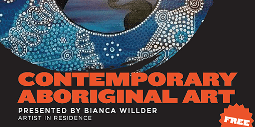 Contemporary Aboriginal Art (Ages 6 - 12 years)