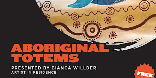 Aboriginal Totems (Ages 6 - 12 years)
